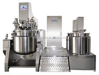 350L Food Additives Emulsifier liquid mixer