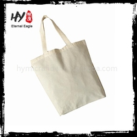 Hot selling kids big zipper cotton storage bags,cotton shopping cart bags