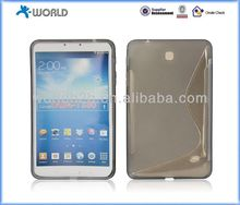 Tab 4 T330 Tpu Case, S Line TPU Case Cover For Samsung Galaxy Tab 4 8 T330