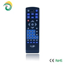 Newly china supplier universal remote control for tv use for tokyosat
