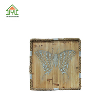 handmade metal wall Craft of Butterfly Wholesale