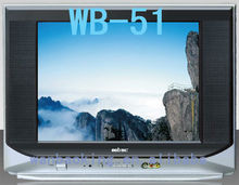 21inch crt tv colour tv WB-51
