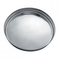 Stainless Steel Tea Plates
