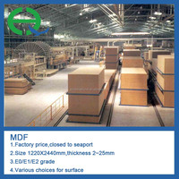 2 5mm 25mm Melamine Mdf Board