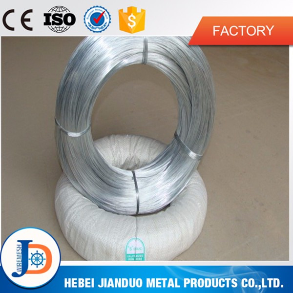 16 gauge galvanized iron wire form China with low price
