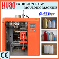 Blow Molding Machine HDPE For 1Liter Bottle