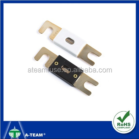 High Quality car fuse bolt-on fuse strips with housing general type ANL fuse
