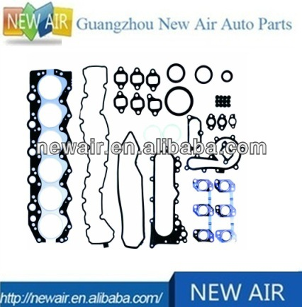 1HZ Engine overhaul gasket kit for Toyota HZJ7 04111-17011