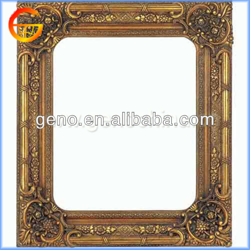 Hot Sale Antique Resin Oil Painting Frame
