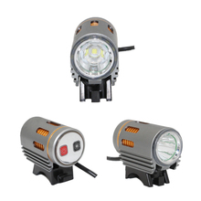 1200 Lumen CREE XM-L T6 LED Headlight Waterpoof Cycling front Bike bicycle headlight