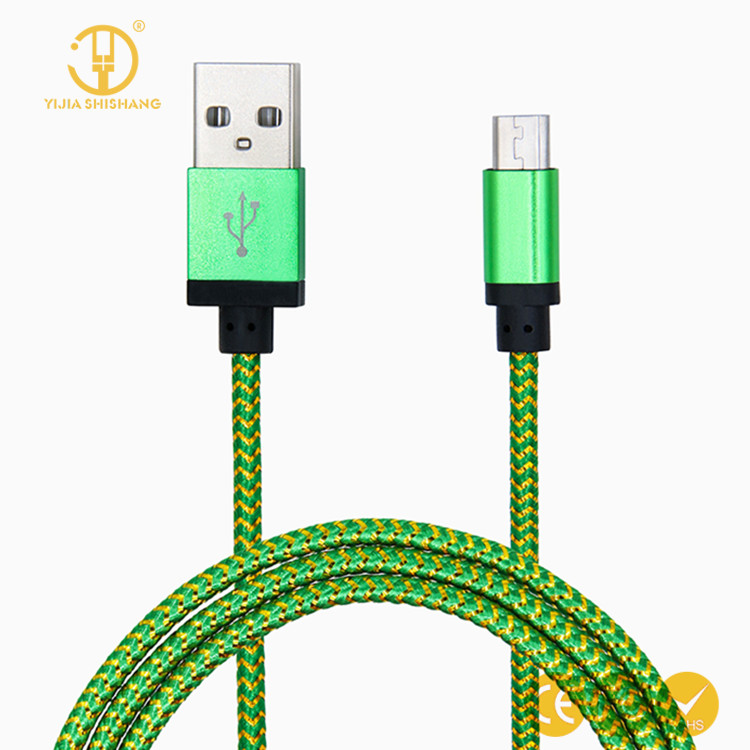 Micro Magnetic USB 3D Zinc Alloy Fast Data Sync Charger Cable For Samsung S6 S5 S4 for Huawei Xiaomi HTC Andriod Phone USB Cable