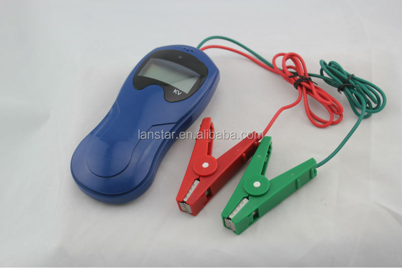 Lanstar efficient portable accurate universal voltmeter