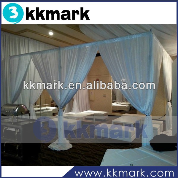 Wholesale wedding pipe and drape systems from KKMARK