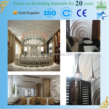 GRG Ceiling Board Making by GlassFiber Reinforced Gypsum Power