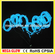 Novelty light up wire, colorful electric wire for sale