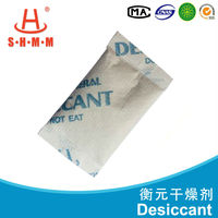 Of good quality MSDS clay desiccant made of bentonite clay