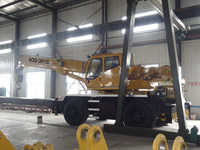 Famous Brand New Quality as Kato 30tons Hydraulic Rough Terrain Crane