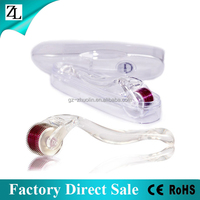 ZL Factory Direct Sale High Quality 540 Titanium Roller For Stretch Marks Removal