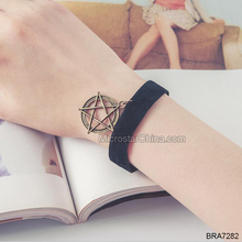 Small Five-pointed Star Sweety Multilayer Velvet Lace Simple Strings Bracelets