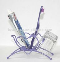 toothbrush frame stand , metal stand ,crafts
