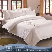 Chinese Manufacture Silk Bedding Set,Hometextile-SQJC150346