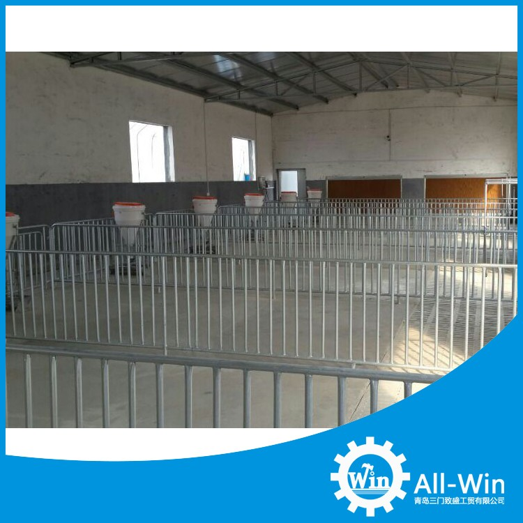pig farm equipment pig finish pen for pig cages