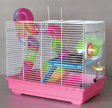 Hot sale Playing Hamster Cages With Unique Tunnel System