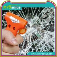 bus safety hammer emergency tool ,H0T010 multifunction emergency life hammer , emergency car tool