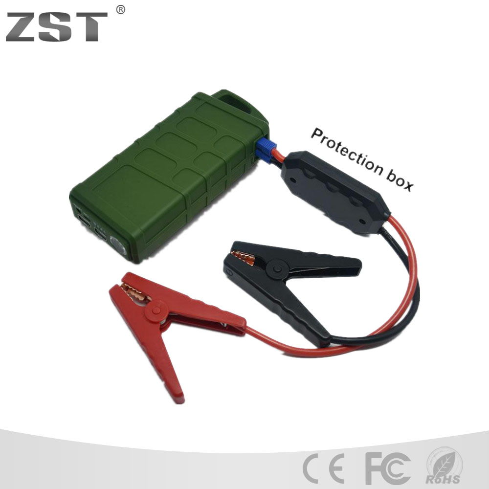 engine start battery capacity 12000mah car jump starter epower