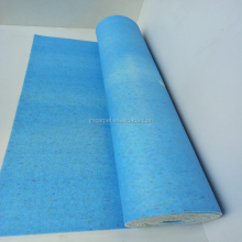 high density 8mm blue pe foam carpet foam underlay
