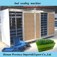 fast to grow hydroponic peanut seed sprout machine