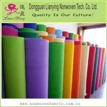 polyester Non Woven color Fabric/Felt Crafts