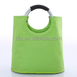 foldable polyester/nylon shopping bags