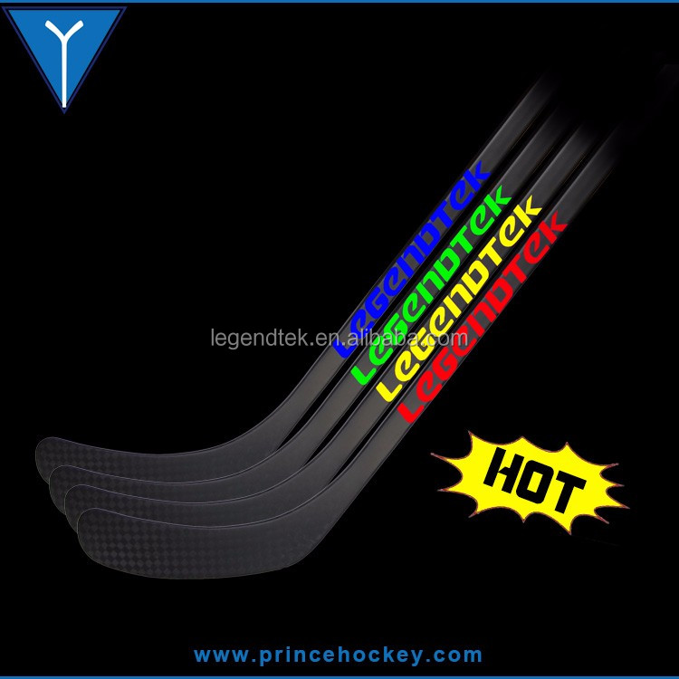 Composite ice hockey stick