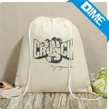 Top Quality Cotton Canvas School Bags For Girls Drawstring Bags