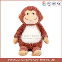 plush monkey toy for girl