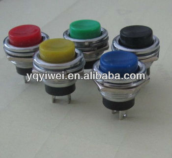 push button switch normally open switch momentary switch door switch 2pins