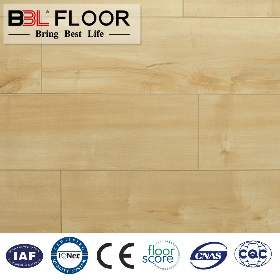 German technology laminate flooring 12mm