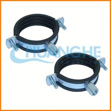 china supplier plastic pipe clamps clips