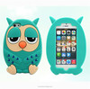 2015 Lovely Cute Fat OWL phone case for Iphone 6 and samsung s5/note4