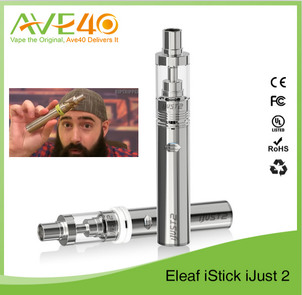 2015-2016 alibaba in italian best selling electronical cigarettes/ cigarette elettronica ijust2 kit offered by Ave40