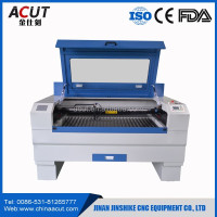 Small Laser Engraving Machine For Wood Pen Engraving ACUT-6090