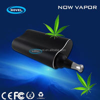 latest patent dry herb wax atomizer,wholesale e cigarette ego vaporizer smoking pen with 30's heating time