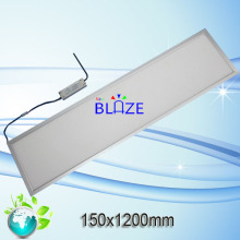 outdoor dimmable 1-10v 150x1200 36w 48w LED light panel for commercial lighting warehouse lighting