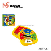 Educational and intelligence toys for kids sport game card