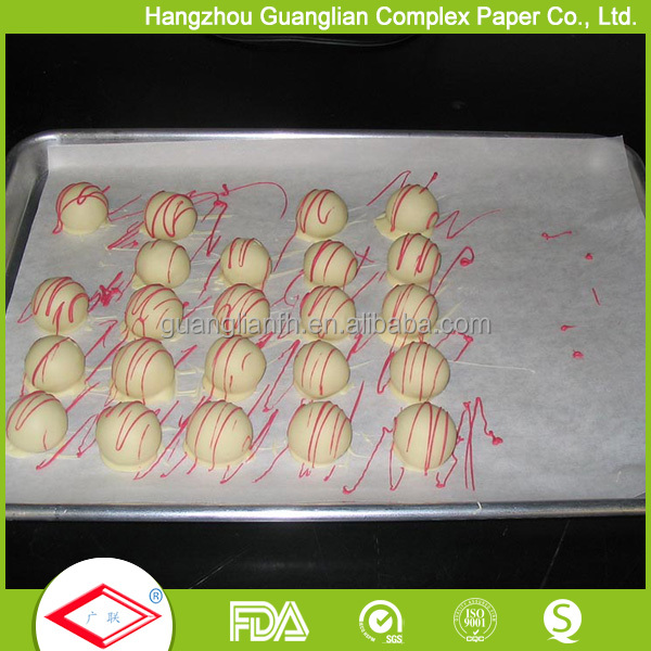 42cm*62cm Silicone Baking Paper for Food Baking