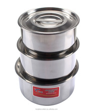 Cookware set industrial disposable cooking pot