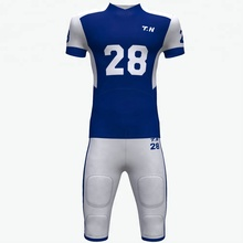 Custom high quality hot sale practice american football jersey