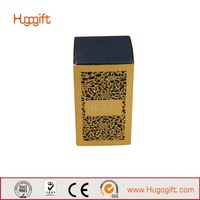 Alibaba China Unique Black Cylindrical Paper Gift Box