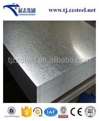 DX51D Z140 Galvanized sheet manufacturer